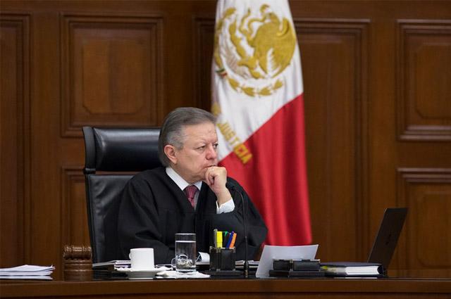Senadores amplían mandato de Arturo Zaldívar en SCJN hasta 2024