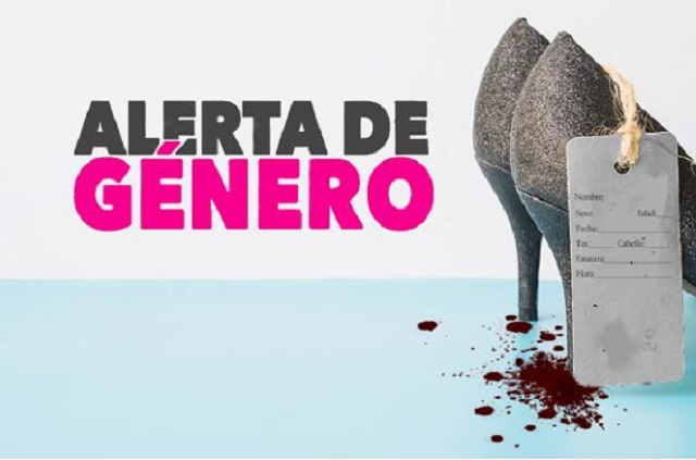 Transparentar resultados de alerta de género, demanda Manzanilla
