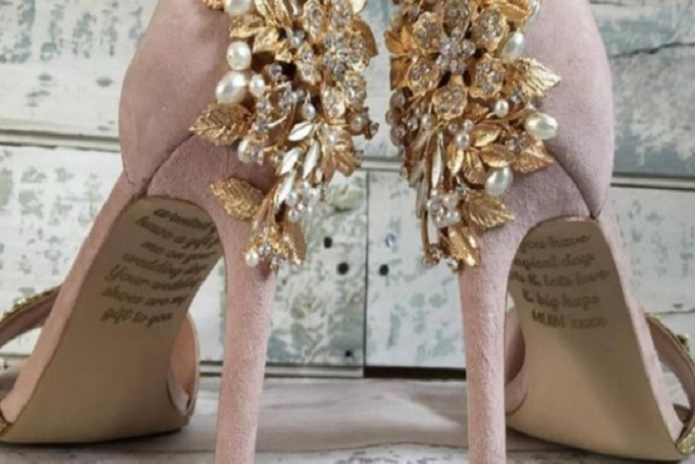 Foto / Lace and Love Shoes