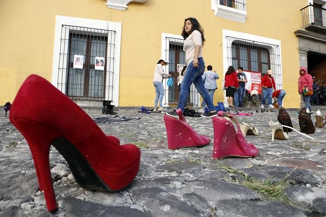Demanda CDH Puebla acciones contra feminicidios en el estado