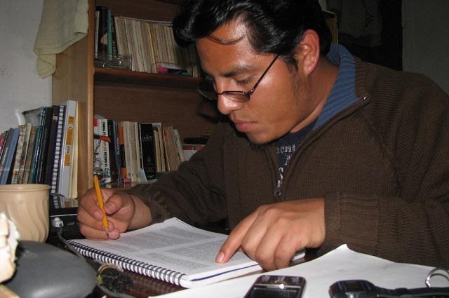 Estudiante de la Ibero Puebla enseña zapoteco a través de video