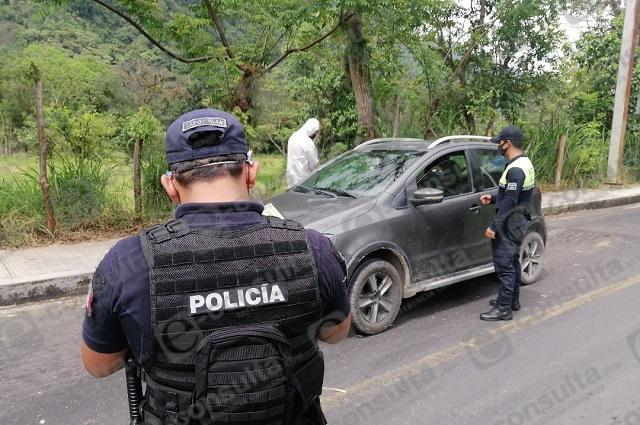 En Zapotitlán de Méndez continuarán con medidas para prevenir COVID-19