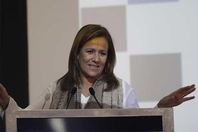 Por la guerra de Calderón, Margarita Zavala perderá ante RMV: Cansino