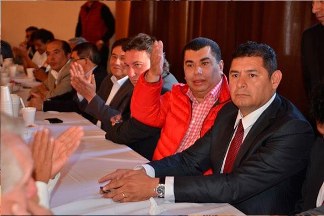 Armenta y Zavala ven garrote político contra Eduardo Rivera