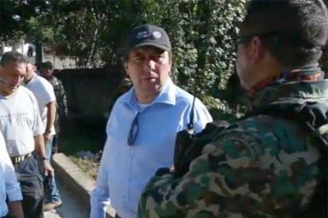 Sale Tomás Zerón de la PGR tras críticas por Ayotzinapa