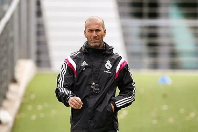 Club de Cuervos quiere fichar a Zidane