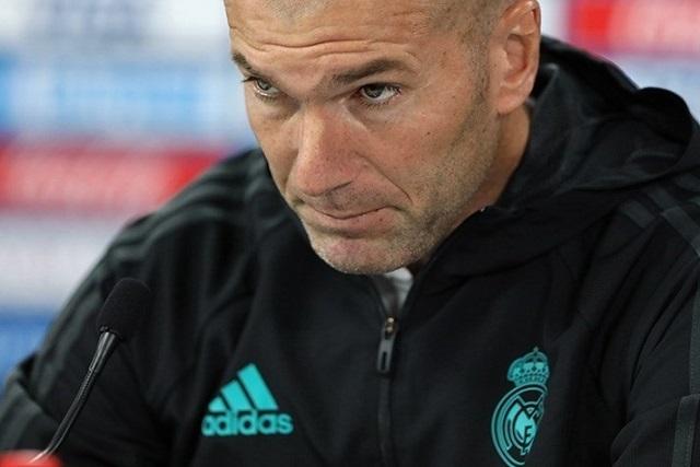 Zidane está de vuelta como director técnico del Real Madrid