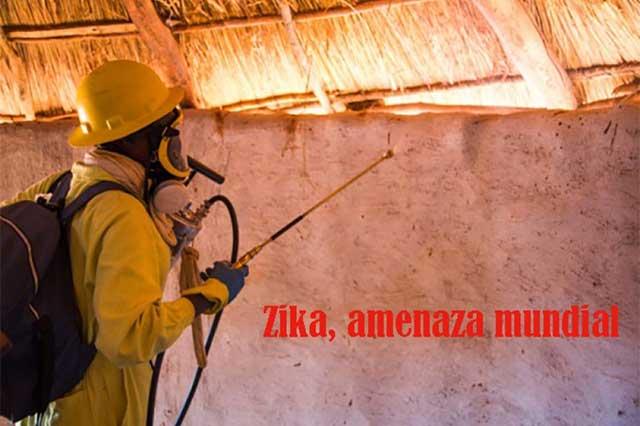 Zika, una grave amenaza para millones en el mundo