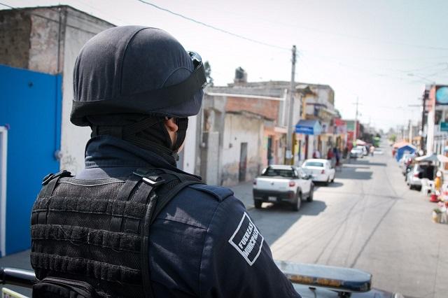 Detienen a hombre en Huejotzingo por tentativa de violación