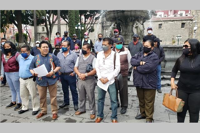 Denuncian despojo de tierras ejidales en el sur de Puebla