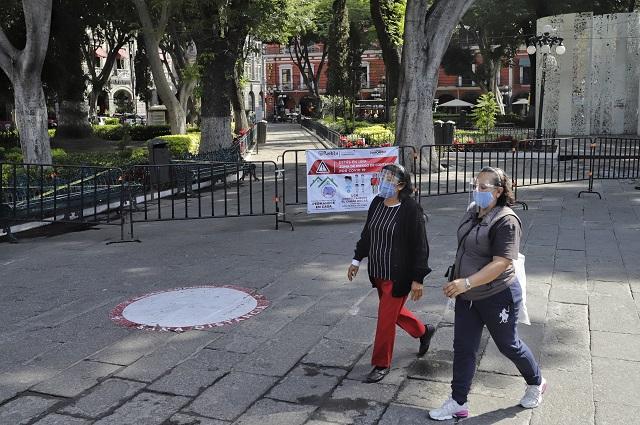 Por alerta de Covid, cero obras en el centro histórico: Barbosa