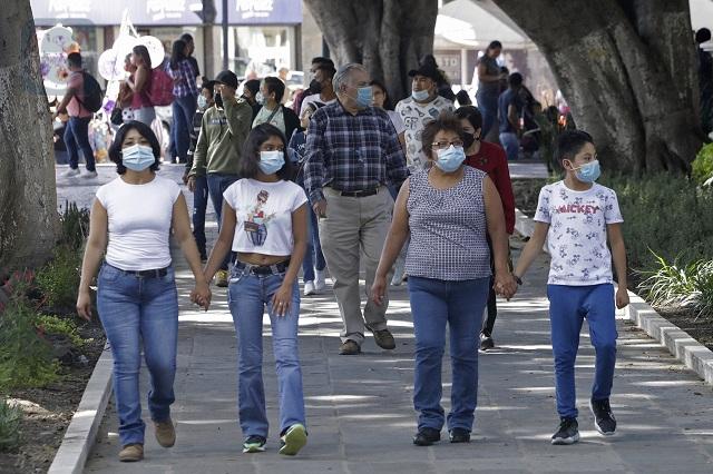 Ampliarán horarios y aforo en Puebla por baja de casos covid