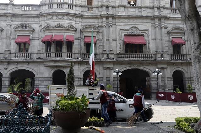 Acumula Puebla capital 4 mil mdp sin gastar a mitad de 2020
