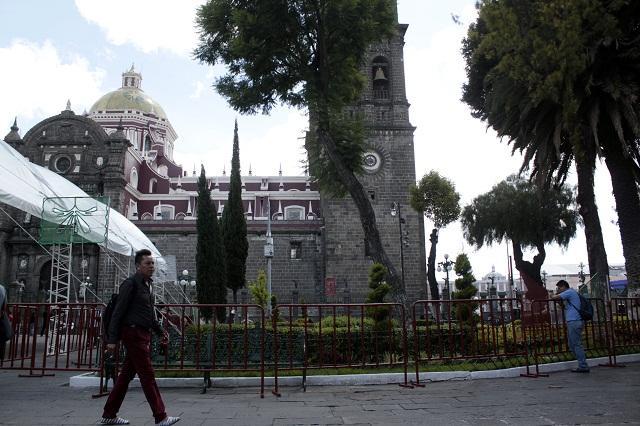 Prevén clima de seguridad en Puebla previo a las elecciones