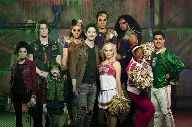 A cantar con Zombies 2: Disney Channel emite version Sing Along