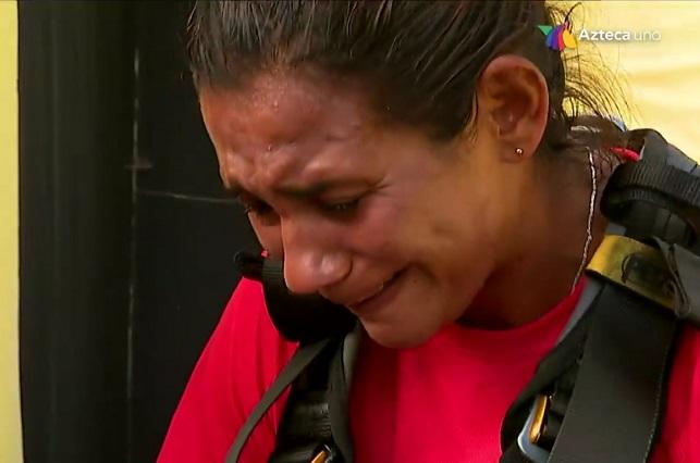 Lesión dejaría fuera a Zudikey del Exatlón de Tv Azteca